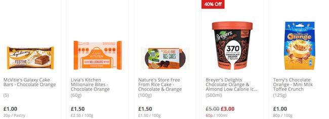 Cheap Chocolate Orange Deals Vouchers Online Offers For