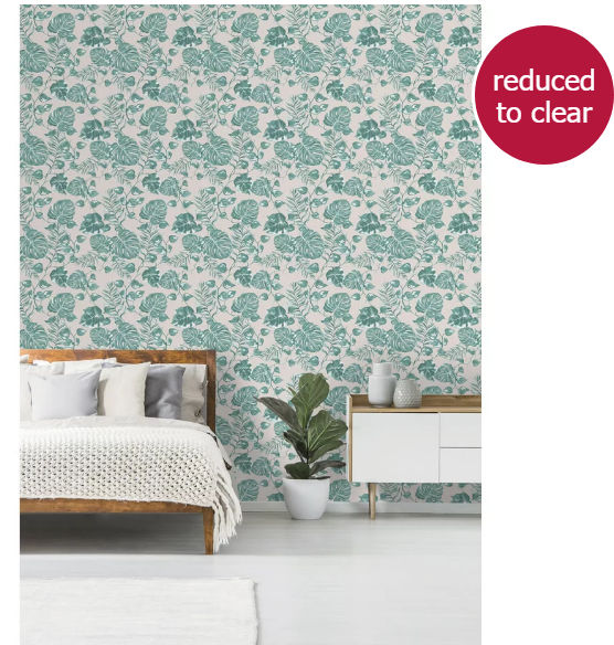 Half Price Wallpaper Clearance At Wilko From 4 50 A Roll