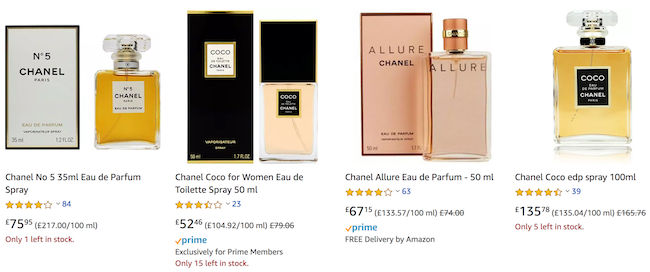 Cheap Chanel Deals Vouchers Online Offers For Sale In 2019