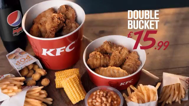 15 pcs chicken kfc price