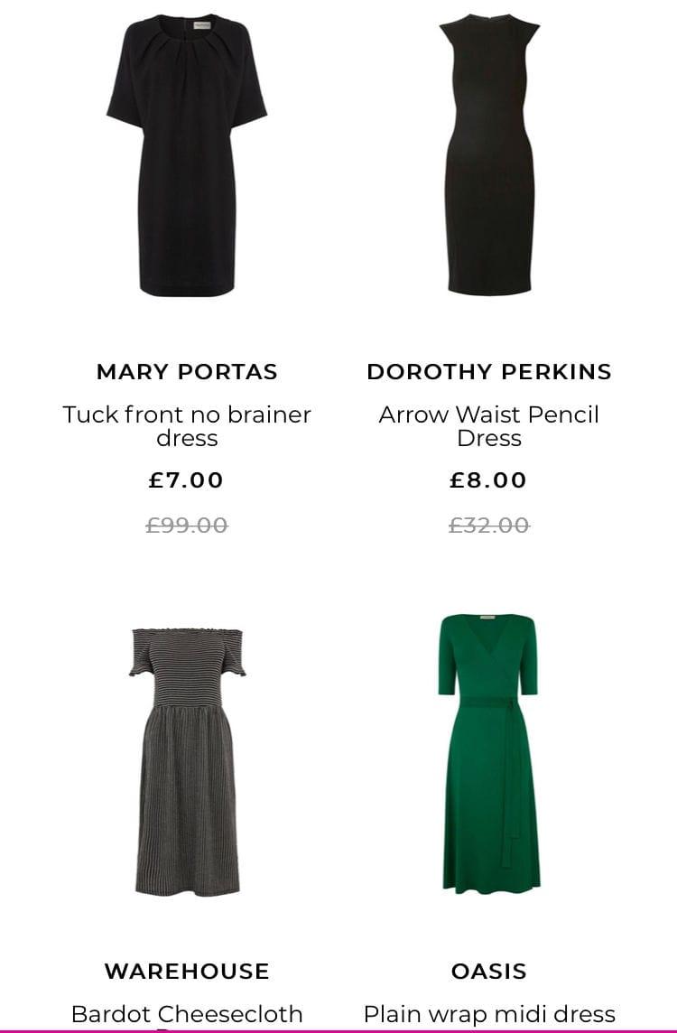 ec80d615c3 House of Fraser Dresses Sale. from £2. (Pre-Order) | LatestDeals.co.uk