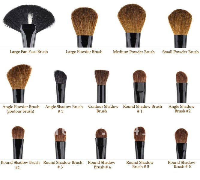 There are different kinds of makeup brushes for various purposes. If you think that you only need one brush to apply all your makeup then you are making a ...
