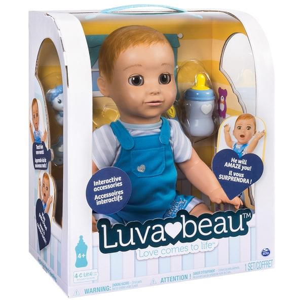 May The Fourth Be With You Toys R Us: The Boy Luvabella Doll In The
