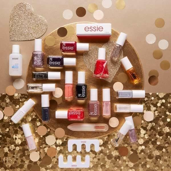 Essie Nail Polish Advent Calendar 24 Day Christmas Countdown Save ...