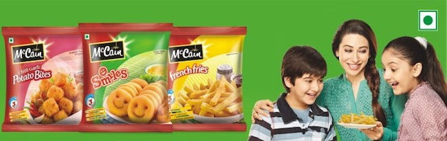 Cheap McCain Deals, Vouchers & Online Offers for Sale in