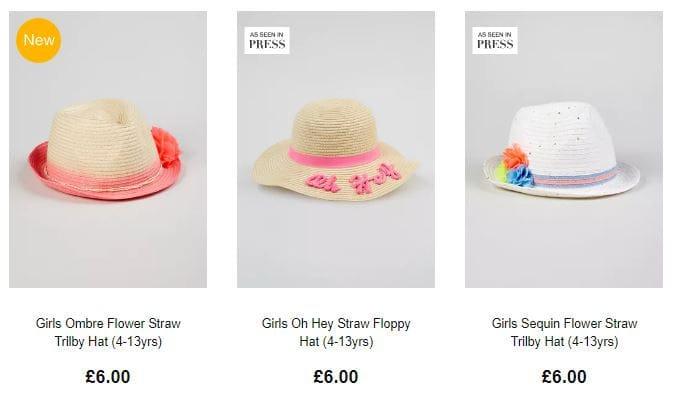 1b0c44189 Where Can I Buy Kids Summer Hats? - LatestDeals.co.uk | LatestDeals ...