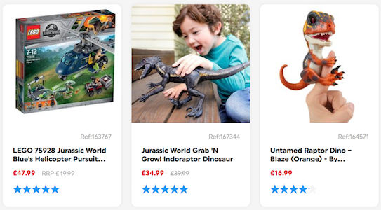 Cheap Dinosaur Toys → Best Dinosaur Gifts & Clothes UK