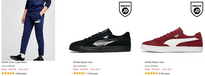 9d5ed7a2cea485 Puma Deals → Puma Trainers