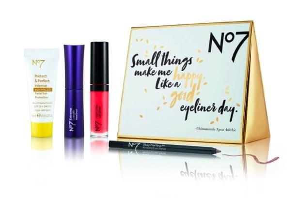 FREE NO.7 GIFT BOX Worth U00a323 When You Buy 2 No7 Cosmetics At Boots | LatestDeals.co.uk