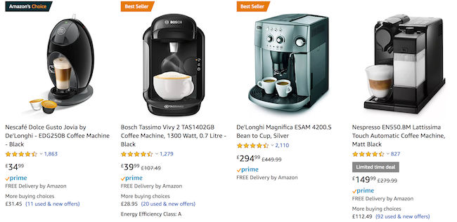 Cheap Coffee Instant Nescafe Ground Coffee Deals Uk