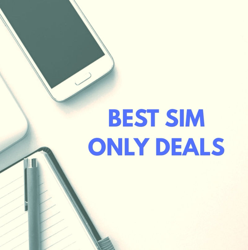 Current Best Sim Only Deals At Smarty Latestdeals Co Uk
