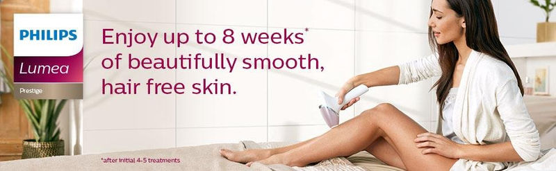 HALF PRICE! Philips Lumea Prestige IPL for Body, Face