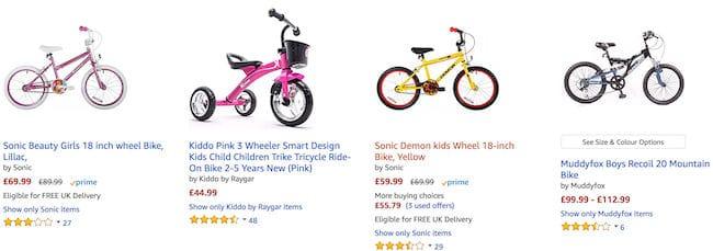 Cheap Kids Bike Deals Vouchers Online Offers For Sale In 2019