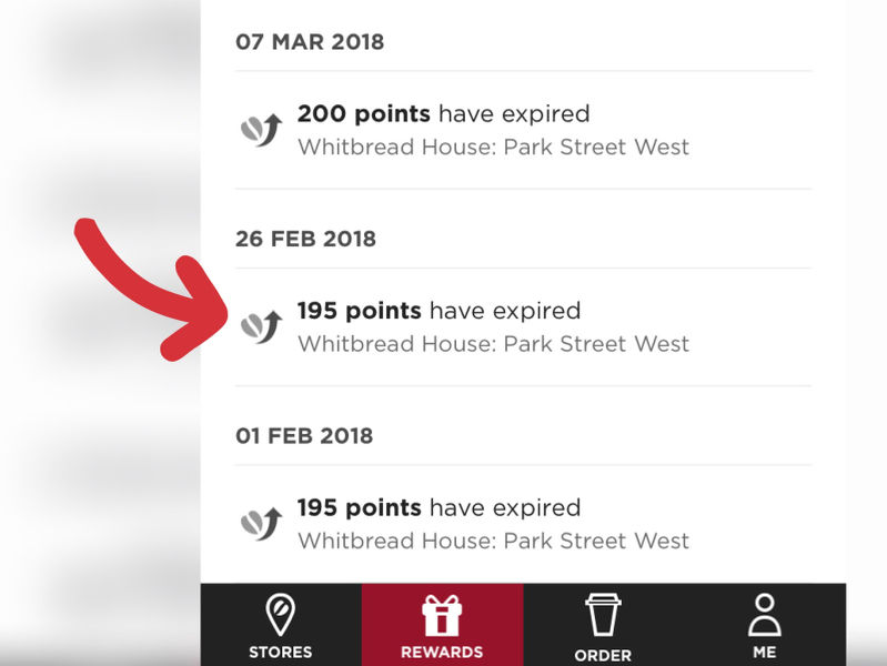 10103e34e1df What is Costa Coffee Club? (Points, Card, App Explained ...