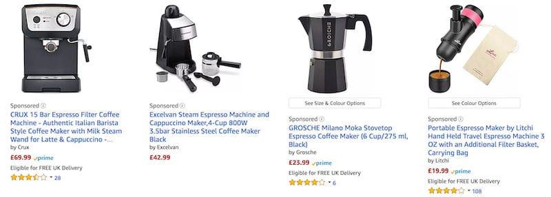 Cheap Espresso Espresso Machines Capsules Sale Uk