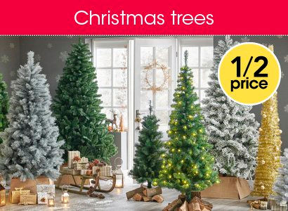 All Christmas Trees Half Price At Wilko Latestdeals Co Uk