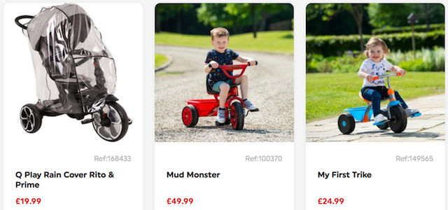 0e0717c8100 Cheap Trike → Best Smart Trike Deals & Sale UK 2019   LatestDeals.co.uk