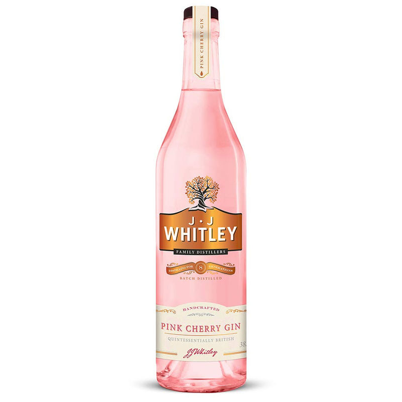 Jj Whitley Pink Cherry Gin 70cl 15 At Amazon Latestdeals
