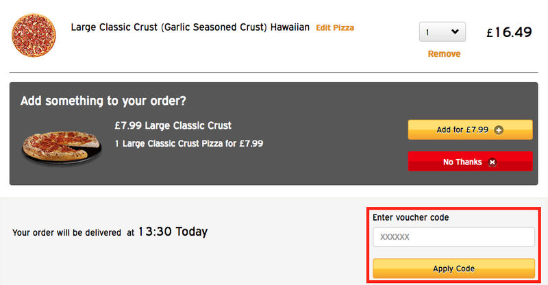 Pizza Hut Vouchers 50 Off Discount Code January 2020