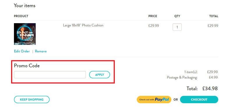 snapfish coupon code uk 2019