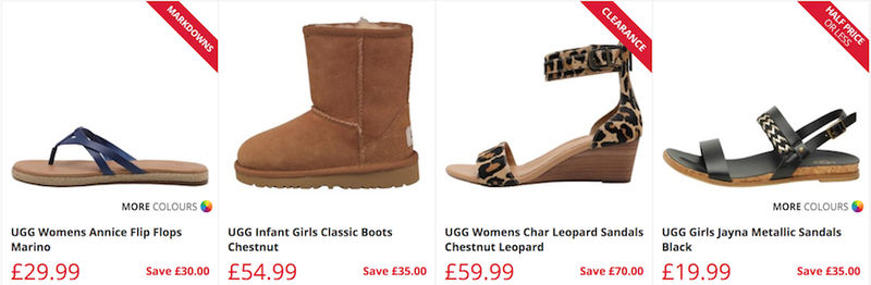 0d6645897bd Cheap UGG Boots → UGG Sale & Clearance UK 2019 | LatestDeals.co.uk