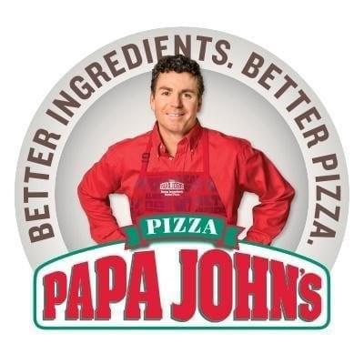 Papa Johns vouchers