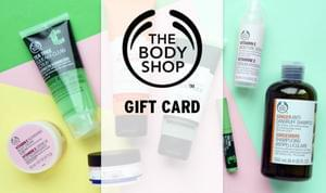 The Body Shop Rewards Card DISCOVER OUR REWARDS PROGRAM! Become a Love Your Body club member to get an additional 10% off all of your qualifying purchases and gain access to our exclusive member-only events and perks throughout the year.