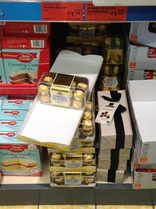Have you spotted Ferrero Rochers in Aldi?