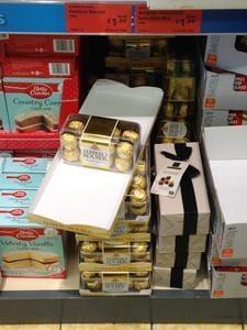 Have you spotted Ferrero Rochers in Aldi?