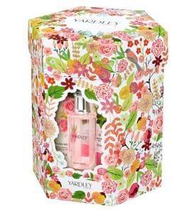 Yardley English Rose Hat Box