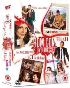 Rom Com Boxset (Box Set) [DVD] £3.59 delivered