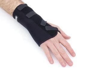 Body-Tec Adjustable neoprene Wrist support