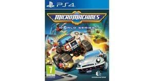 Micro Machines: World Series (PS4/XB1)