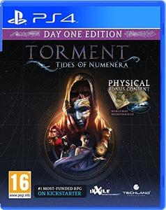 Torment: Tides of Numenera (PS4) - Prime
