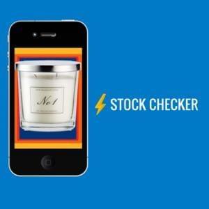NEW - Stock Checker