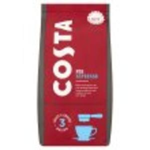 Costa Ground Coffee now £2 at Tesco