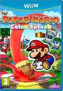 Paper Mario: Colour Splash (Nintendo Wii U)