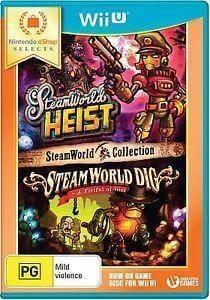 Steamworld collection eshop selects nintendo wii u for Michaels craft store salem oregon