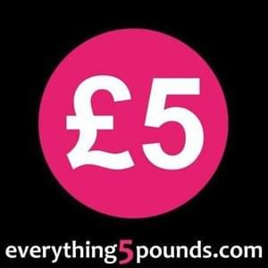 Everything5pounds.com £5 off voucher code