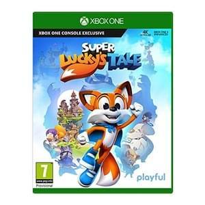 Super Lucky's Tale (Xbox One) (Xbox One X Enhanced) Pre-Order