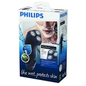 Philips AquaTouch wet and dry electric shaver AT899/06