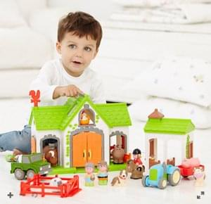 ELC Happyland Farm - HALF PRICE!