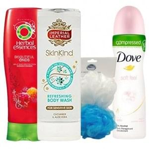 Toiletry Essentials Bundle