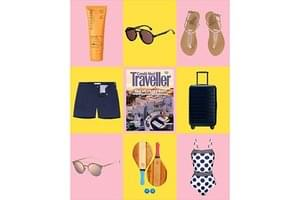 Win a personalised suitcase full of lovely holiday gear