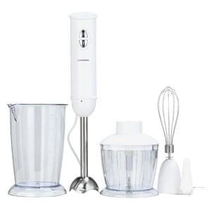 cookworks hand blender white save 2 free c c at. Black Bedroom Furniture Sets. Home Design Ideas