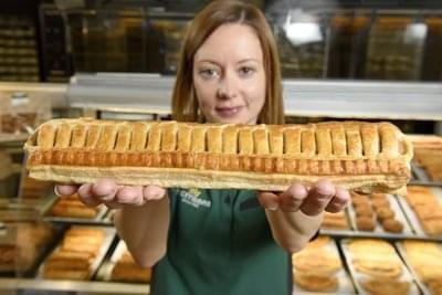 OMG.... Morrisons footlong sausage for £1!!!! - Instore only