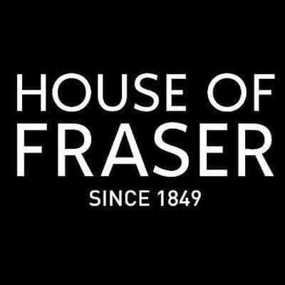 Up to 60% off Sale at House of Fraser