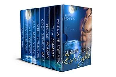 Summer Nights of Delight 10 book boxset - Kindle