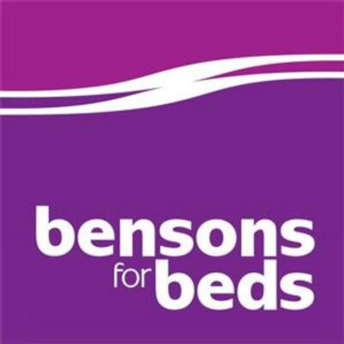 10% Off Orders (Including Sale) at Bensons for Beds