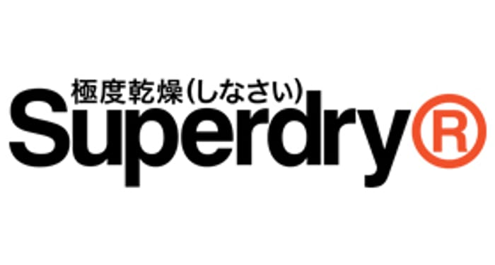 Up to 50% off at superdry